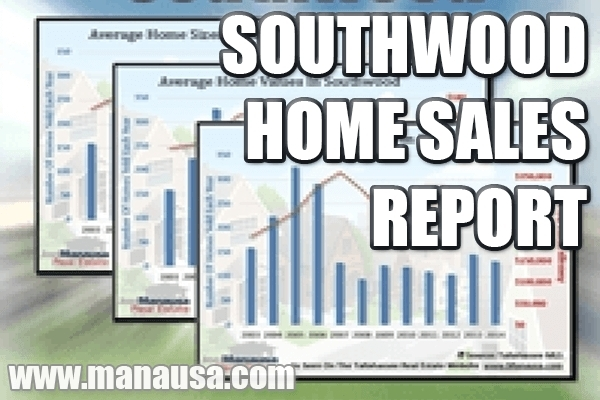 Southwood Home Sales Report March 2016